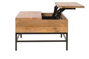 Miliboo - ypster-- - Table Basse Relevable
