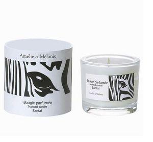 Amelie et Melanie -  - Bougie Parfumée