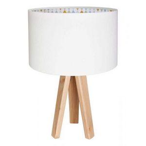 Mathi Design - lampe tripod stockholm - Lampe À Poser