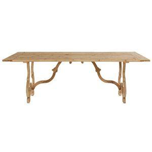MAISONS DU MONDE -  - Table De Repas Rectangulaire