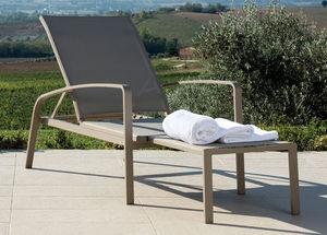 ITALY DREAM DESIGN -  - Chaise Longue De Jardin