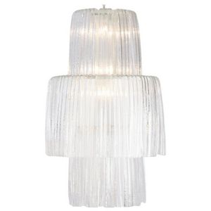 ALAN MIZRAHI LIGHTING - qz3905 waterfall - Lustre Murano
