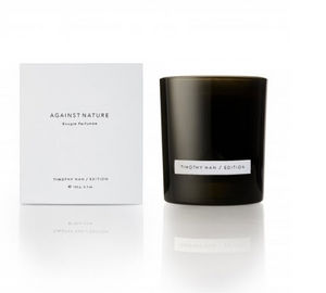 TIMOTHY HAN EDITION - against nature scented - Bougie Parfumée