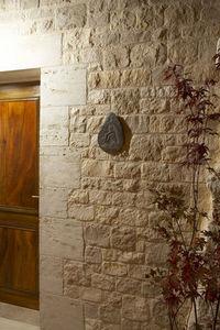 Occitanie Pierres - borie d'auberoche - Parement Mural Intérieur