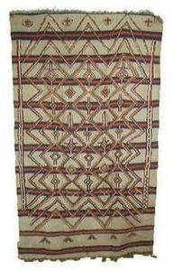 Thanakra - b�ni jelidassen - Tapis Traditionnel