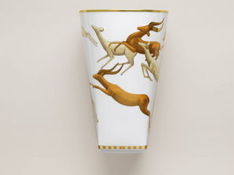 Haviland -  - Vase � Fleurs
