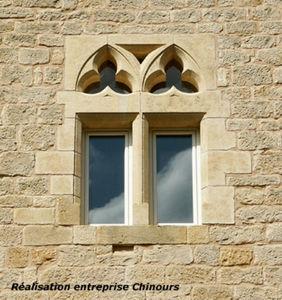 Lafaure -  - Encadrement De Fenêtre