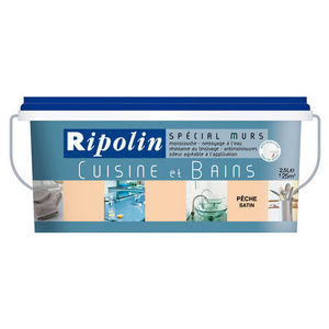 Ripolin - spéciale murs - Peinture Pour Cuisine Et Salle De Bains