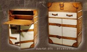 BATEL - commode croisi�re - Malle
