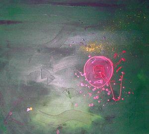 www.maconochie-art.com - thermal coast - Huile Sur Toile Et Huile Sur Panneau