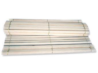 Decoshop - bois, compatible avec le lit de camp pour forains - Clayette