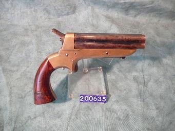LE HUssARD - four barrel sharps deringer mod t3 - Pistolet Et Révolver