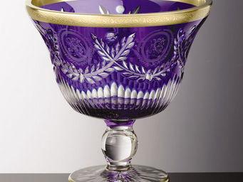 Cristallerie de Montbronn - pompadour - Coupe D�corative