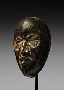 Ben Hunter - masque tankangle, dan - Masque Africain