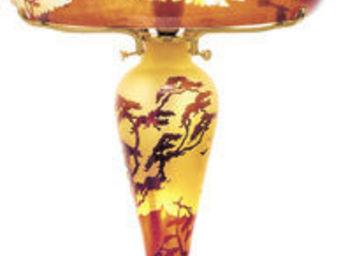 La Rochere - lampe odéon shangaï - Lampe À Poser