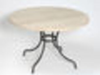 Marbrerie Rouillon - luberon - Table De Jardin