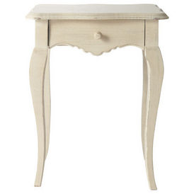 Chevet cr me honor table de chevet maisons du monde - Maison du monde table de chevet ...