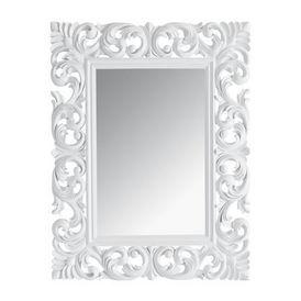 maisons du monde miroir maisons du monde miroir rivoli blanc 90x7