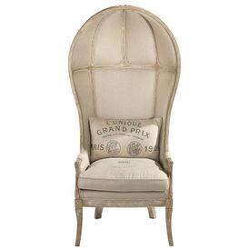 Fauteuil carrosse antan fauteuil maisons du monde - Maison du monde fauteuil enfant ...