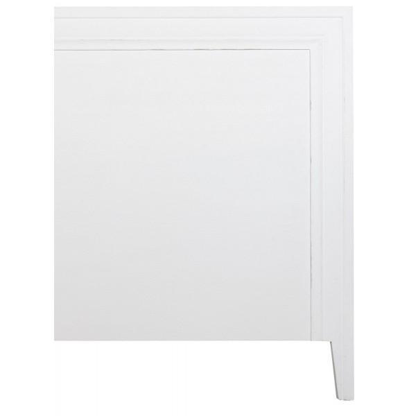 KATE Blanc plâtre  Tête de lit  BLANC DIVOIRE