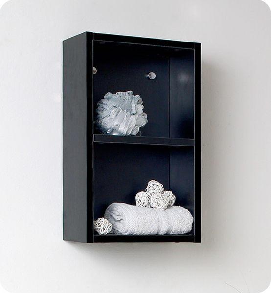 colonne de salle de bain 50cm noir armoire de salle de bains. Black Bedroom Furniture Sets. Home Design Ideas