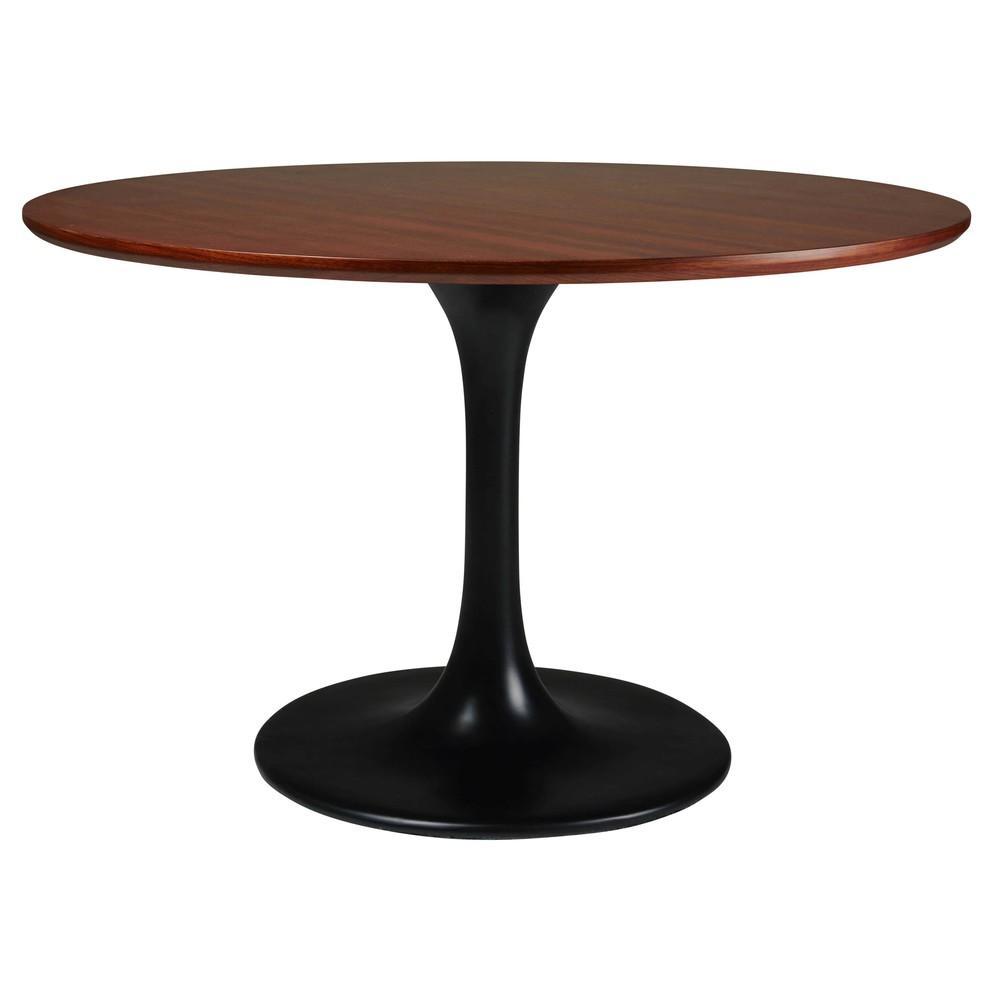 Magnum Table De Repas Ronde Maisons Du Monde