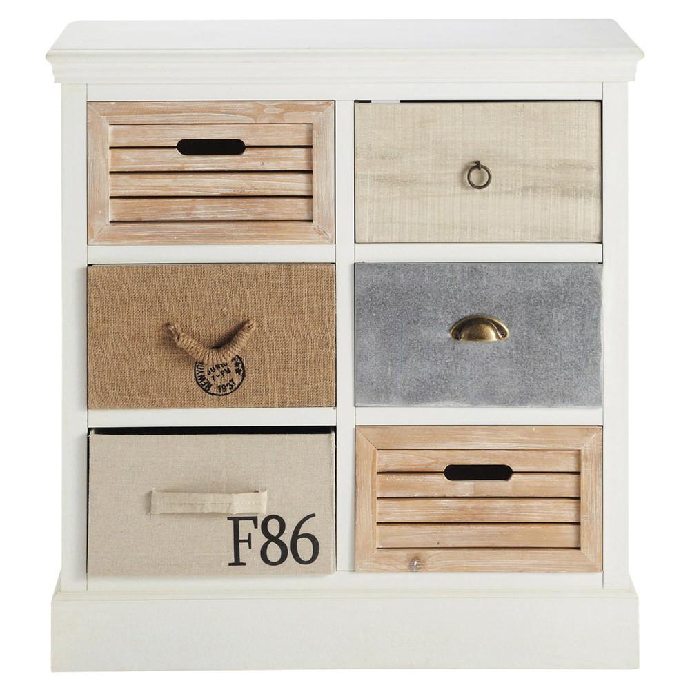 ouessant commode maisons du monde decofinder. Black Bedroom Furniture Sets. Home Design Ideas