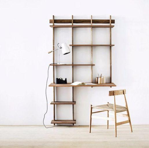 epsilon etag re brun h tre malherbe edition decofinder. Black Bedroom Furniture Sets. Home Design Ideas