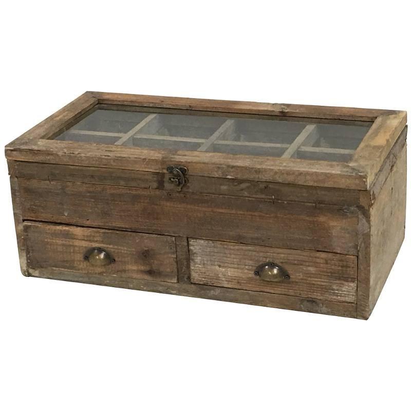 grande bo te coffre cofrret de rangement th en boite. Black Bedroom Furniture Sets. Home Design Ideas