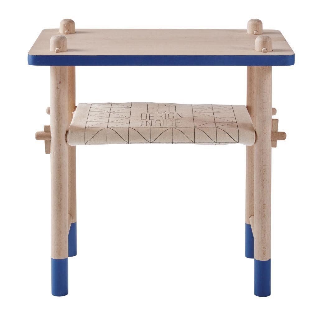 bout de canap bleu nuit talibout de canap bleu. Black Bedroom Furniture Sets. Home Design Ideas