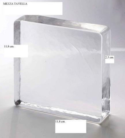 POESIA - Brique de verre-POESIA