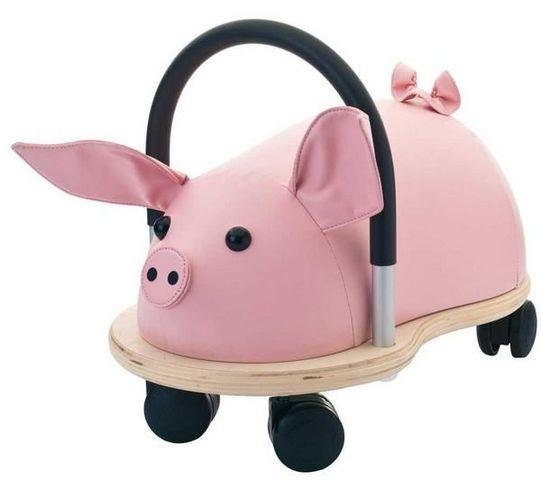 WHEELY BUG - Trotteur-WHEELY BUG-Porteur Wheely Bug Cochon - petit modle