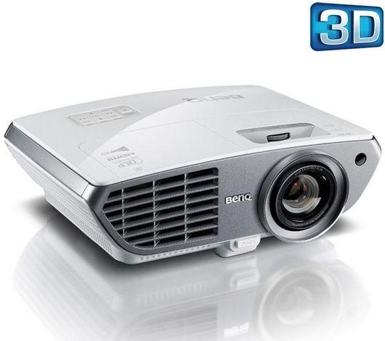 BENQ - Videoprojecteur-BENQ-W1300 - Vidoprojecteur DLP 3D