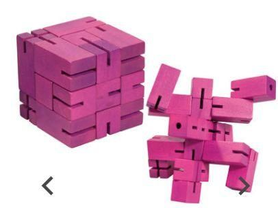 Gigamic - Casse-tête-Gigamic-Flexi Cube