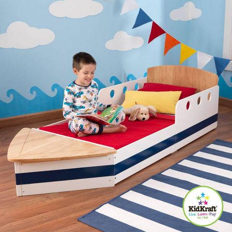 KidKraft - Lit enfant-KidKraft-Lit pour enfant bateau