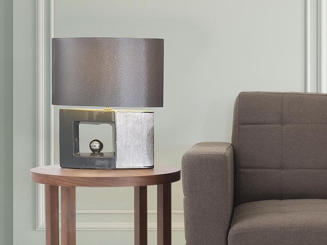 BELIANI - Lampe à poser-BELIANI-Duero