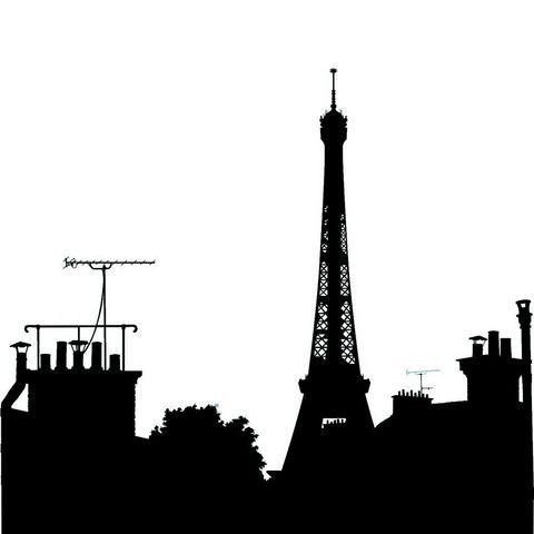PARISTIC - Sticker-PARISTIC-Sticker tour du monde