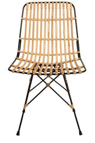 WHITE LABEL - Chaise-WHITE LABEL-Chaise KUBU de DutchBone