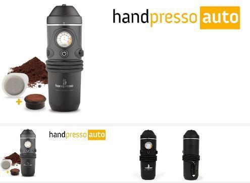 Handpresso - Machine expresso portable-Handpresso-Handpresso Auto__