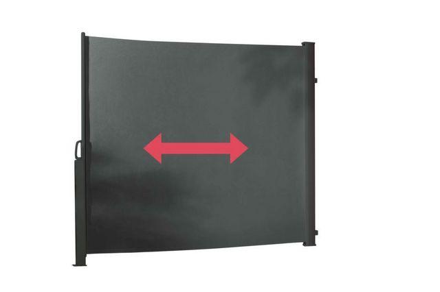 Ideanature - Paravent-Ideanature-Brise vue enroulable 1,8x3 m