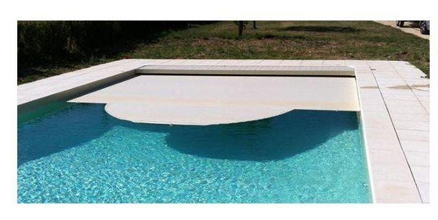 AZENCO GROUPE - Couverture de piscine automatique-AZENCO GROUPE