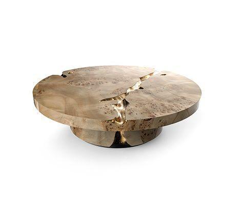 BOCA DO LOBO - Table basse ronde-BOCA DO LOBO-Empire