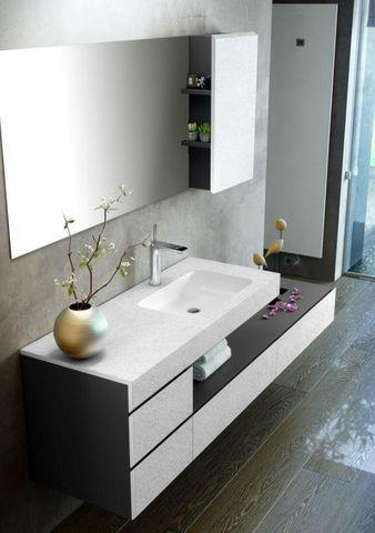 FIORA - Meuble de salle de bains-FIORA-Making-