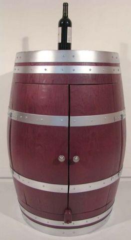 Barrique Meuble Bordeaux - Meuble bar-Barrique Meuble Bordeaux-BAR PRUNE