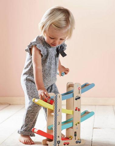 Vertbaudet - Jeux éducatifs-Vertbaudet-Toboggan