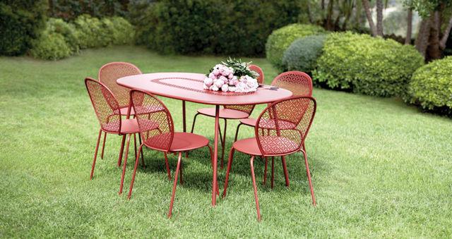 Fermob - Table de jardin-Fermob-Lorette