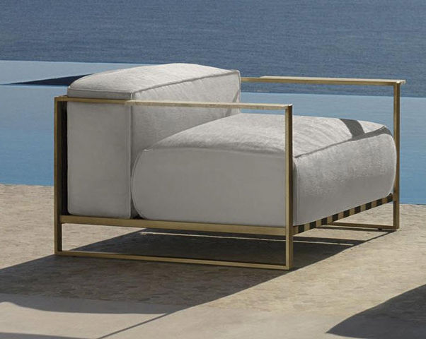 ITALY DREAM DESIGN - Fauteuil de jardin-ITALY DREAM DESIGN-SantaFe