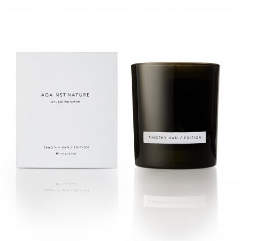 TIMOTHY HAN EDITION - Bougie parfumée-TIMOTHY HAN EDITION-Against Nature Scented