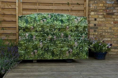 THE CAMOUFLAGE COMPANY - Housse barbecue-THE CAMOUFLAGE COMPANY-CAM120 LG
