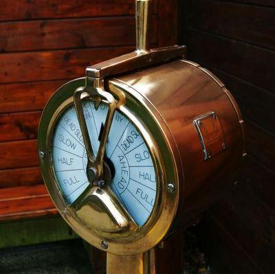 La Timonerie Antiquités marine - Divers-La Timonerie Antiquités marine